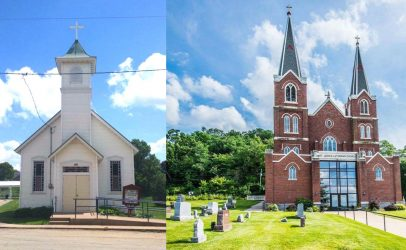 St. John's and St. Paul's Lutheran Churches